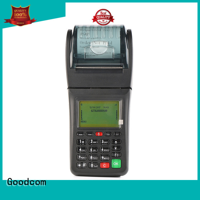 sms thermal printer gprs receipt for restaurant Goodcom