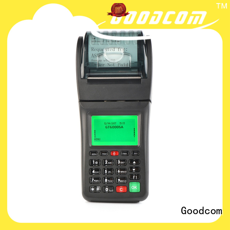 Goodcom Custom card terminal manufacturers