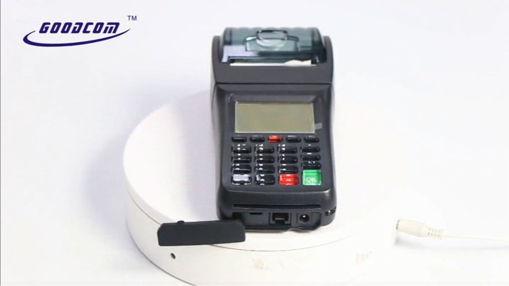 Handheld Bus ticketing Terminal with Printer