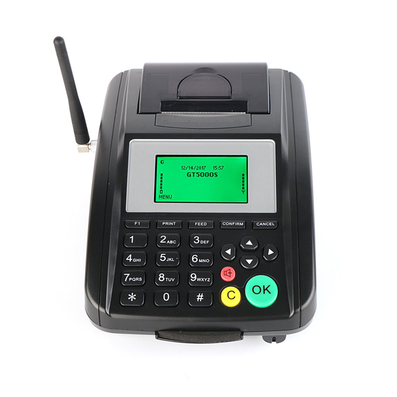 GSM SMS GPRS Voucher Printer Prepaid USSD Airtime Vending Machine