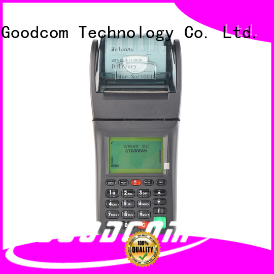 Goodcom hot-sale pos terminal machine for customization