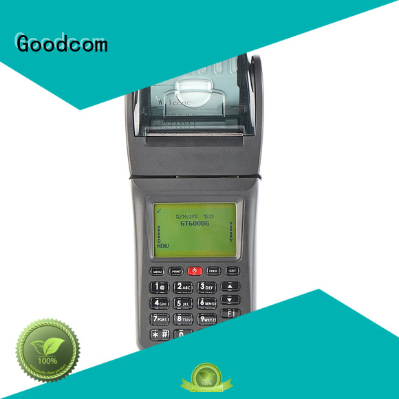 Goodcom handheld pos with printer at discount for sale