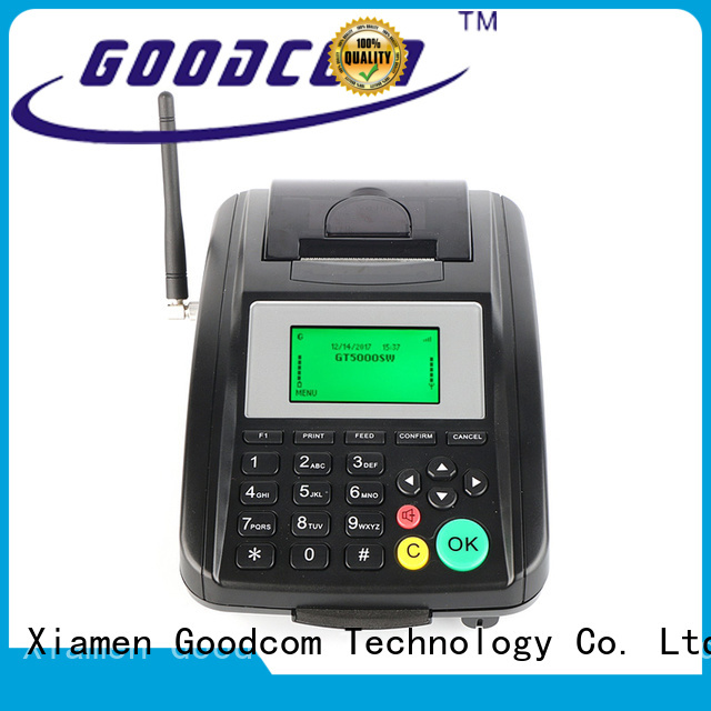 Goodcom Top handheld pos company