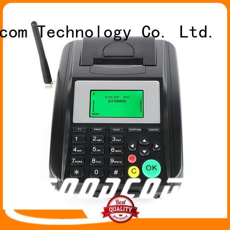 Goodcom handheld ticketing machine factory