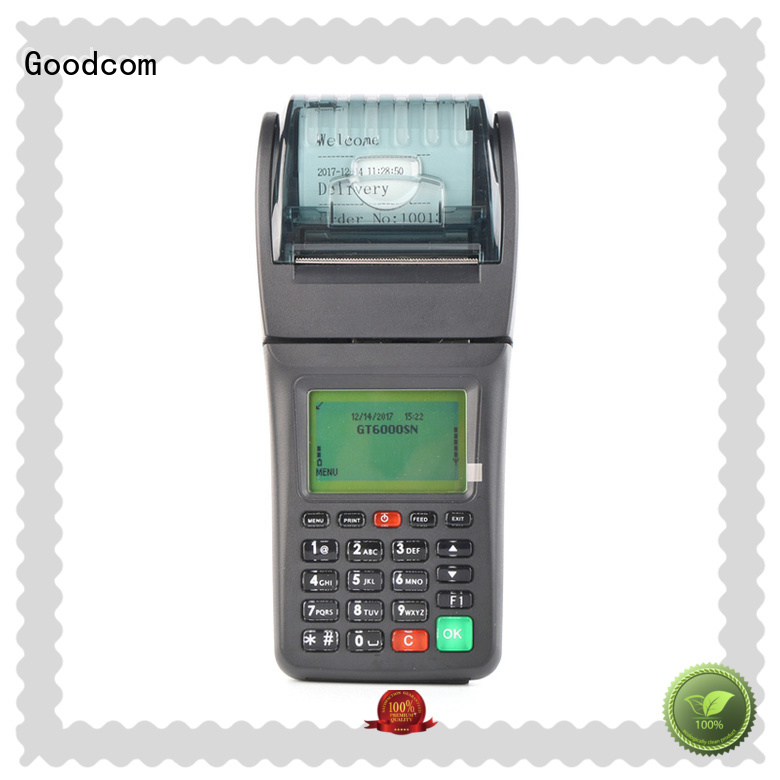 3G POS Printer Mobile Pos Device With Printer- GT6000GW