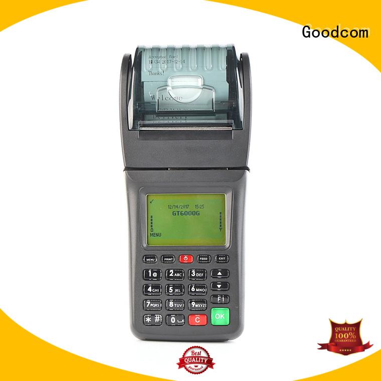 Goodcom wifi pos company