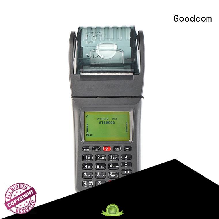 Goodcom New wifi pos company