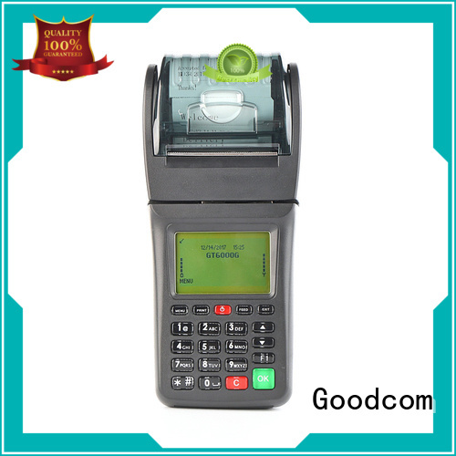wireless pos bus ticket for sale Goodcom