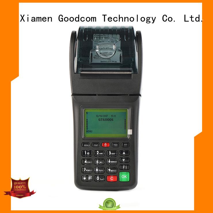 GPRS SMS Printer Pos Terminal GT6000S