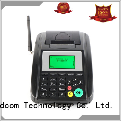 gsm sms printer handheld for food ordering Goodcom