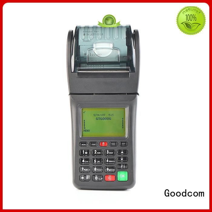 Wireless Bus Ticket Printing 3G GPRS Pos Lottery Terminal