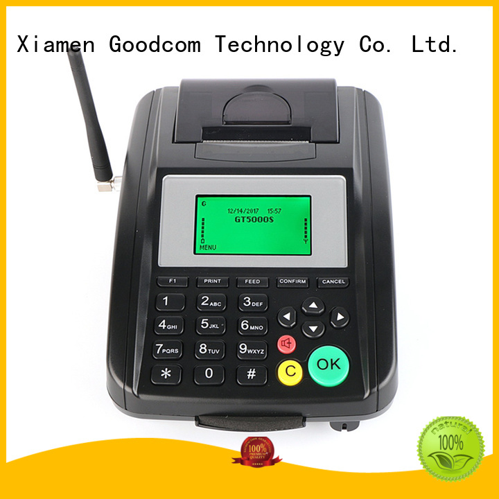 wifi portable gprs pos wifi for restaurant Goodcom
