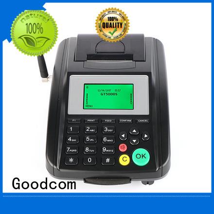 high quality sms receipt printer vending machine for restaurant Goodcom