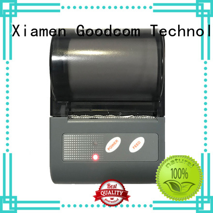 Goodcom portable thermal printer wholesale for receipt printing