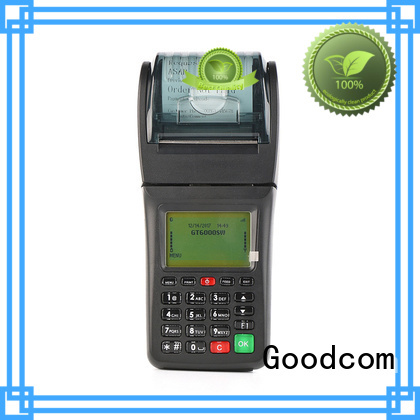 Portable Handheld wifi gprs receipt printer for restaurant online food ordering