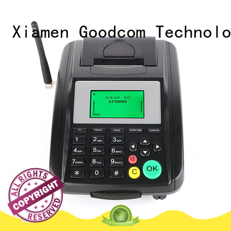 Goodcom gprs pos machine manufacturers