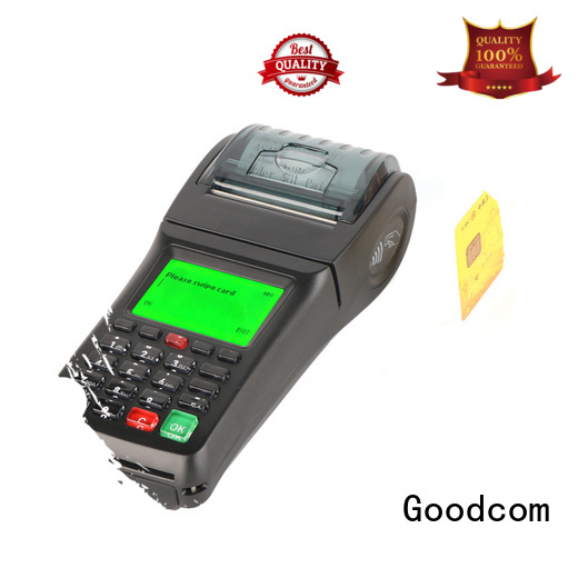 Goodcom card payment machine Supply