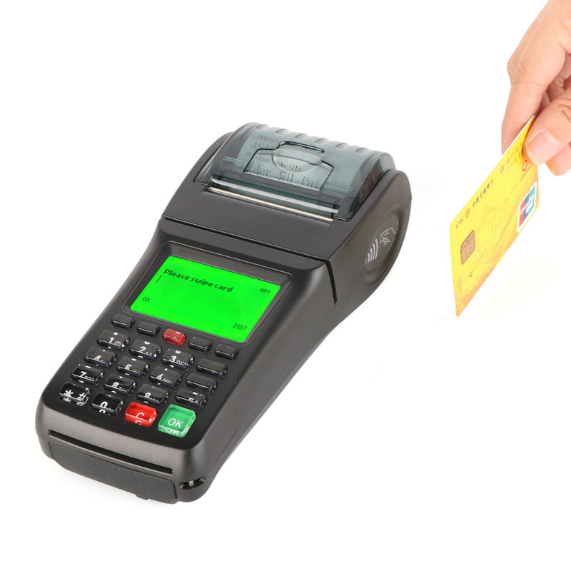 Cheap GPRS NFC Reader Contactless Credit Card Terminal GT6000SN