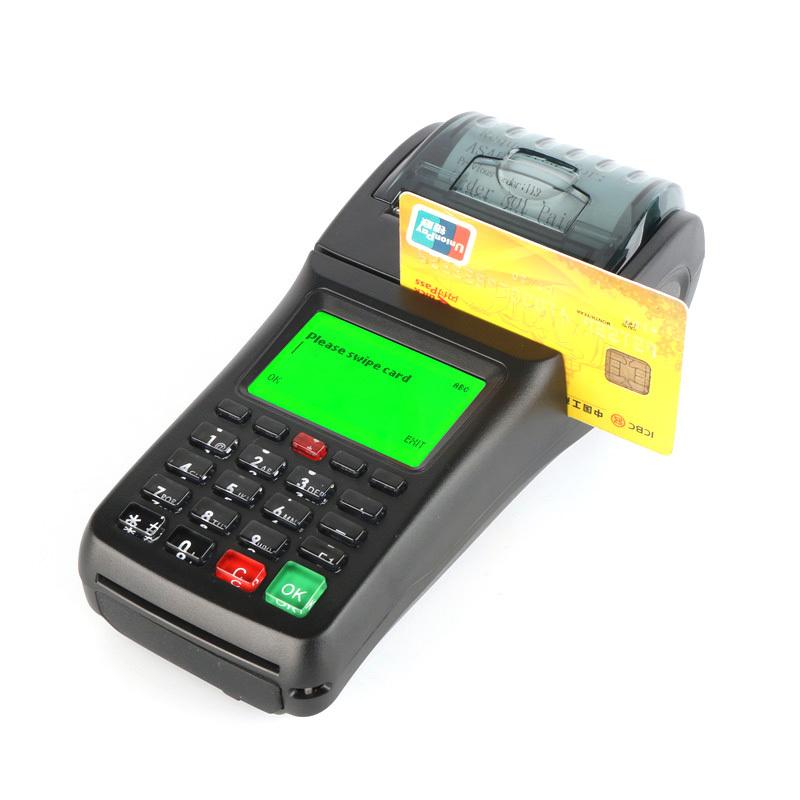 Handheld Magnetic Stripe Card Reader Terminal GT6000SM