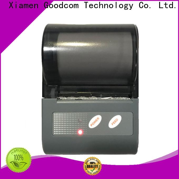 Goodcom mobile bluetooth printer supply for restaurant