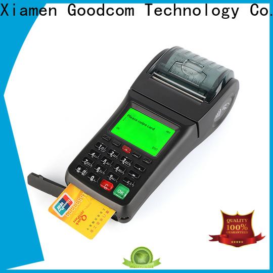 smart portable card machine supplier for restaurant