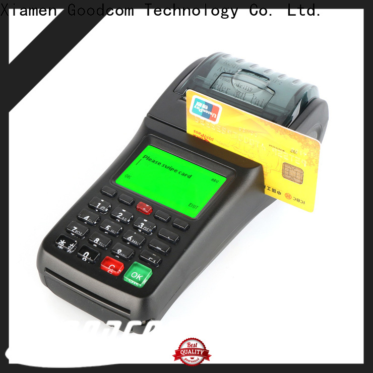 smart portable card machine factory direct supply for mobile payment