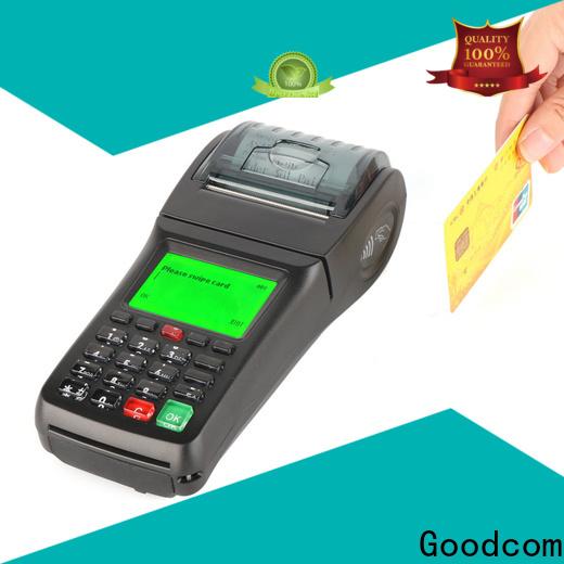 Goodcom card terminal with good price for restaurant