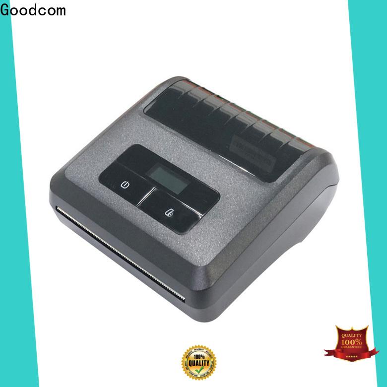 Goodcom new mobile bluetooth printer supply for shops