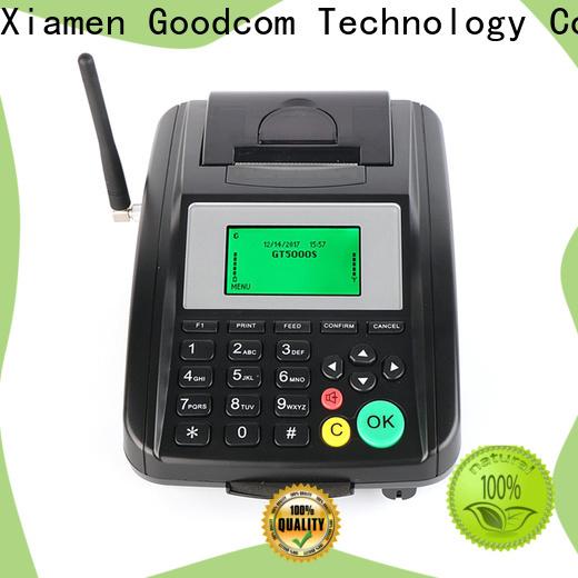 Goodcom reliable sms printer manufacturer for mobile payment