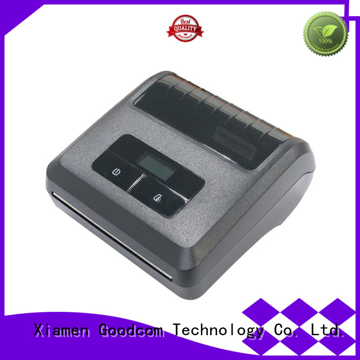 Goodcom portable android thermal printer top selling receipt printing