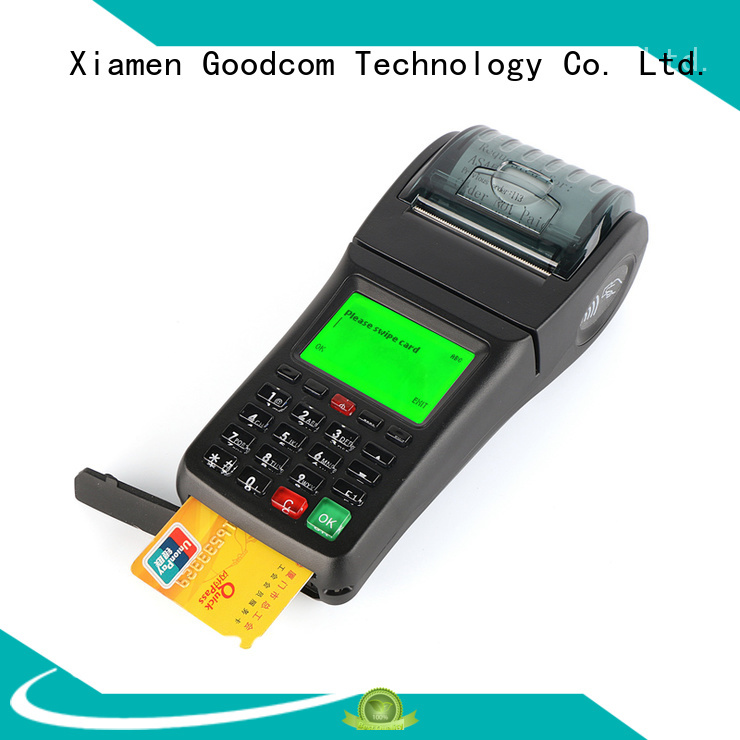 credit card reader portable card machine mobile payment Goodcom