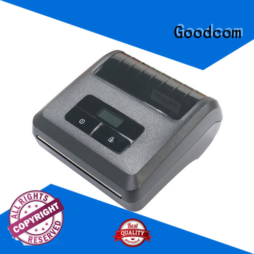 FREE SDK 80mm Label Thermal Printing Mini Bluetooth Printer MTP80BN