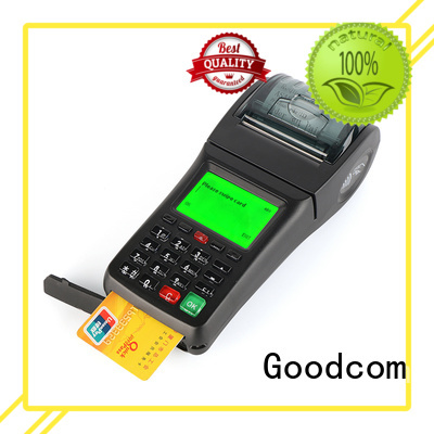 Goodcom portable credit card machine for business for sale