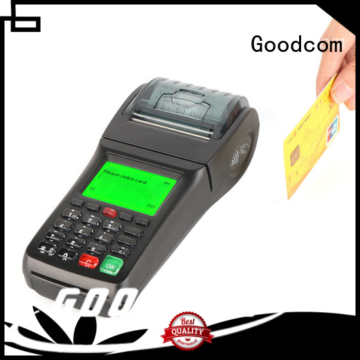 Goodcom mobile payment handheld pos devices at discount