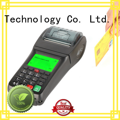 custom services pos card machine free delivery fast installation Goodcom