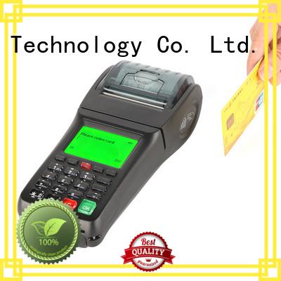 custom services pos card machine free delivery fast installation Goodcom
