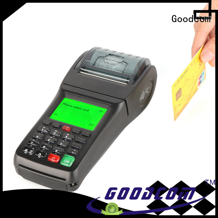 Goodcom Best card payment machine company