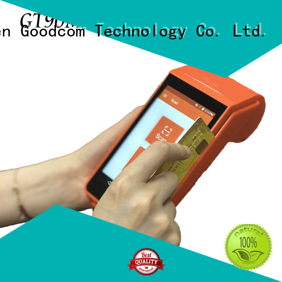 Goodcom mobile pos with printer Suppliers