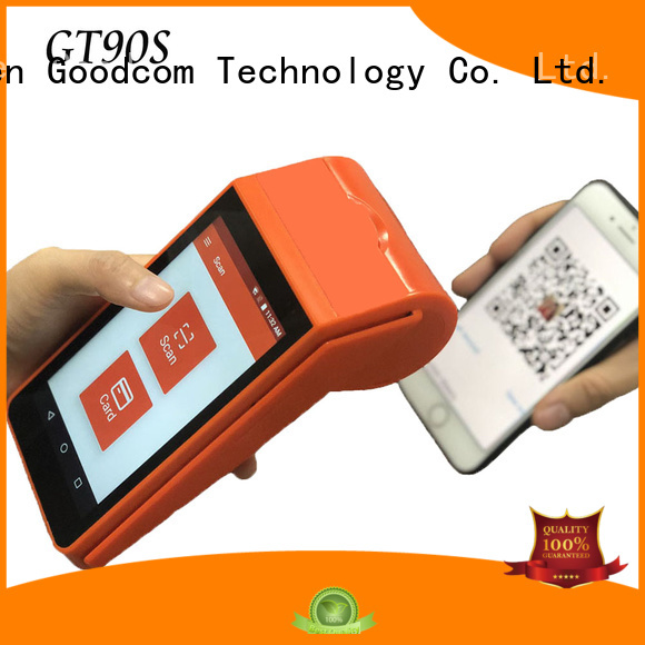 portable pos machine android long-lasting durability for mobile top-up