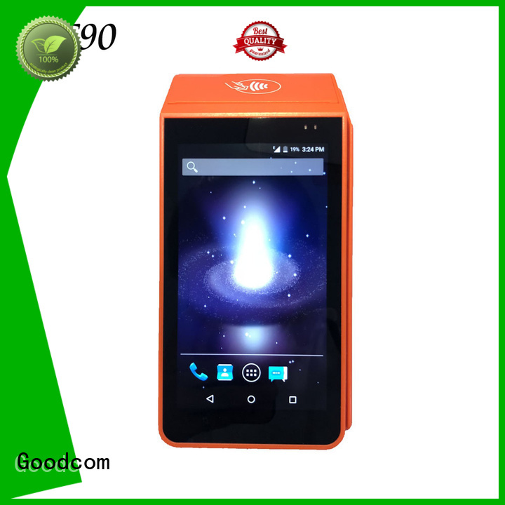 Goodcom android pos machine factory
