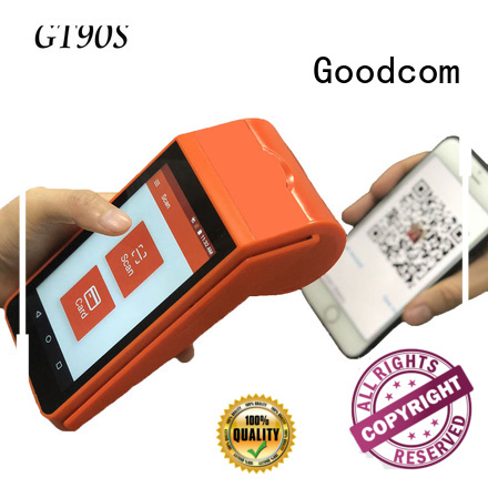 Goodcom Best android pos terminal with printer factory