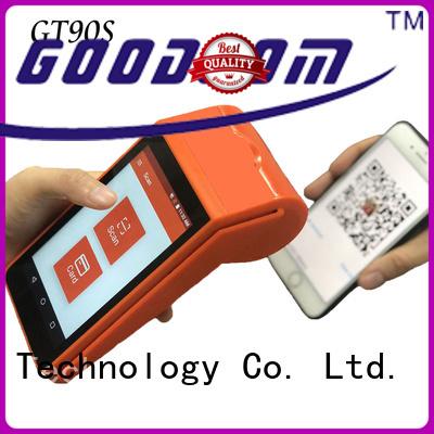 Goodcom android pos terminal with printer company