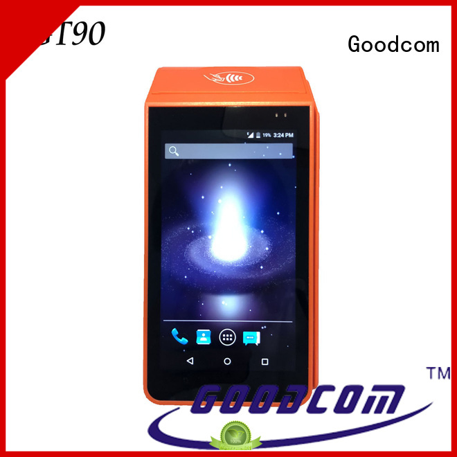Goodcom pos android advanced technology for mobile top-up