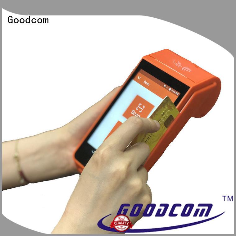 Goodcom high-quality pos printer android for bill payment