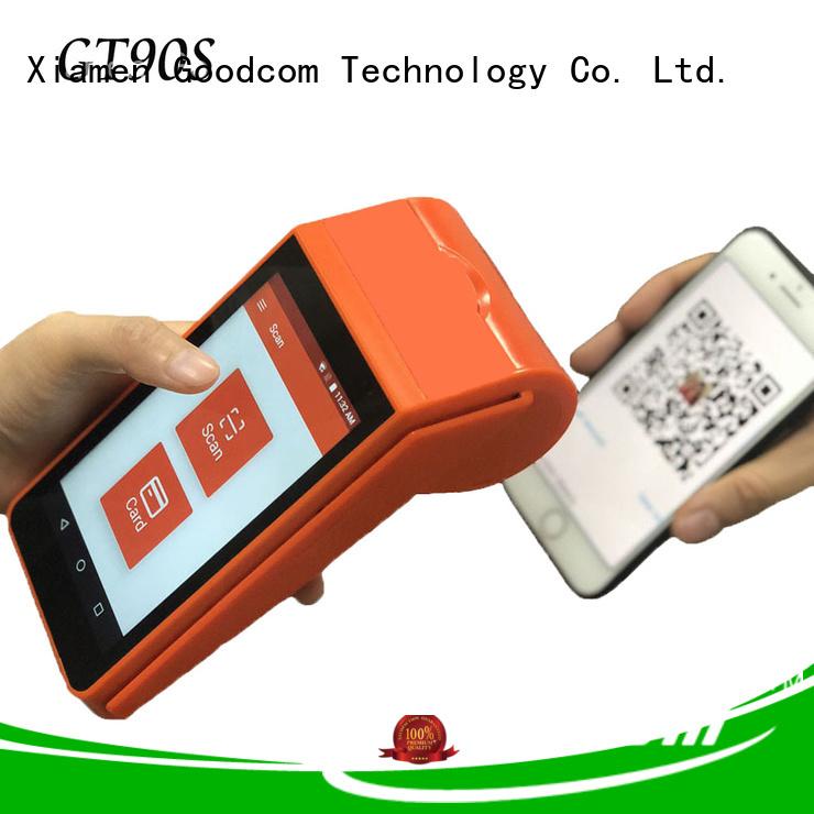 Goodcom pos machine android for business