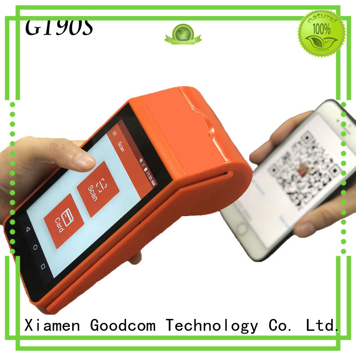 portable pos machine android factory price for takeaway