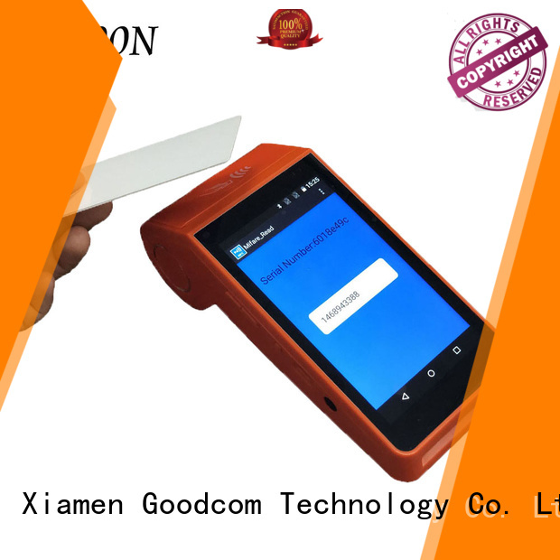 3g/4g/wifi pos machine android factory price for delivery service