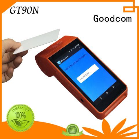Goodcom pos android long-lasting durability
