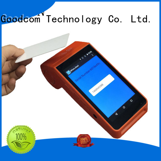 Goodcom portable pos Supply